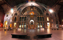 Antwerpen-Centraal, Train Station, Antwerp - Virtual tour
