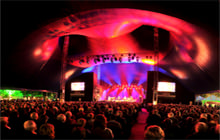 Toots Thielemans Live,  Jazz Middelheim, Antwerp - Virtual tour