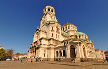 Alexander Nevski Cathedral, Sofia - Virtual tour