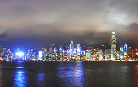 Victoria Harbour, Hong Kong - Kowloon - Virtual tour