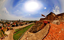 San Felipe Castle, Cartagena de Indias - Virtual tour