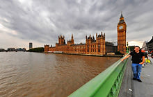 Big Ben, London - Virtual tour