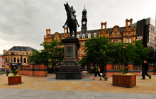 City Square, Leeds - Virtual tour