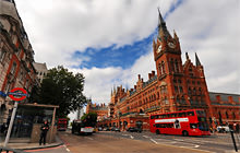 Kings Cross St Pancras, London - Virtual tour