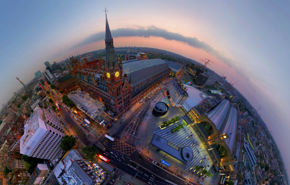 St Pancras International, London - Virtual tour