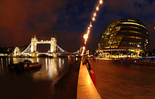Tower Bridge, London - Virtual tour