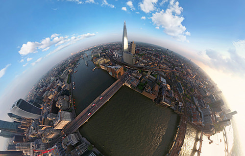The Shard, London Bridge - Virtual tour