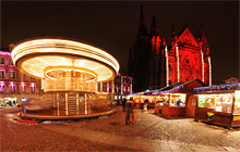 Carrousel Weihnachtsmarkt, Mulhouse - Virtual tour