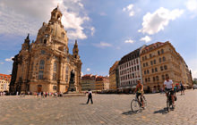 Frauenkirche - Neumarkt , Dresden - Virtual tour