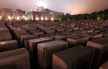 Holocaust Memorial, Berlin - Panorama 360°