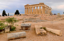 Parthenon, Acropolis, Athens - Virtual tour