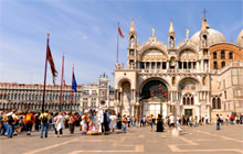 St Mark's Square, Venice - Panorama 360°