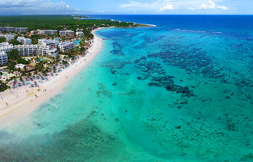 Akumal bay, Riviera Maya, Mexico - Virtual tour