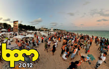 BPM Festival 2012, Playa del Carmen - Virtual tour