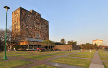 Biblioteca Central - UNAM, Ciudad Universitaria, DF - Virtual tour