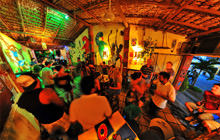 CONGO BAR - Adoquin, Puerto Escondido - Virtual tour