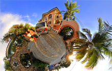 Hotel Santa Fe, Puerto Escondido - Virtual tour