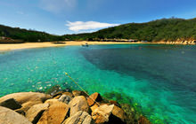 Playa La Entrega, Santa Cruz, Huatulco - Virtual tour