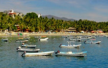 Playa Marinero - Principal, Puerto Escondido - Virtual tour