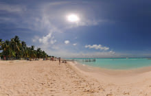 Playa Norte, Isla Mujeres, Cancun - Virtual tour