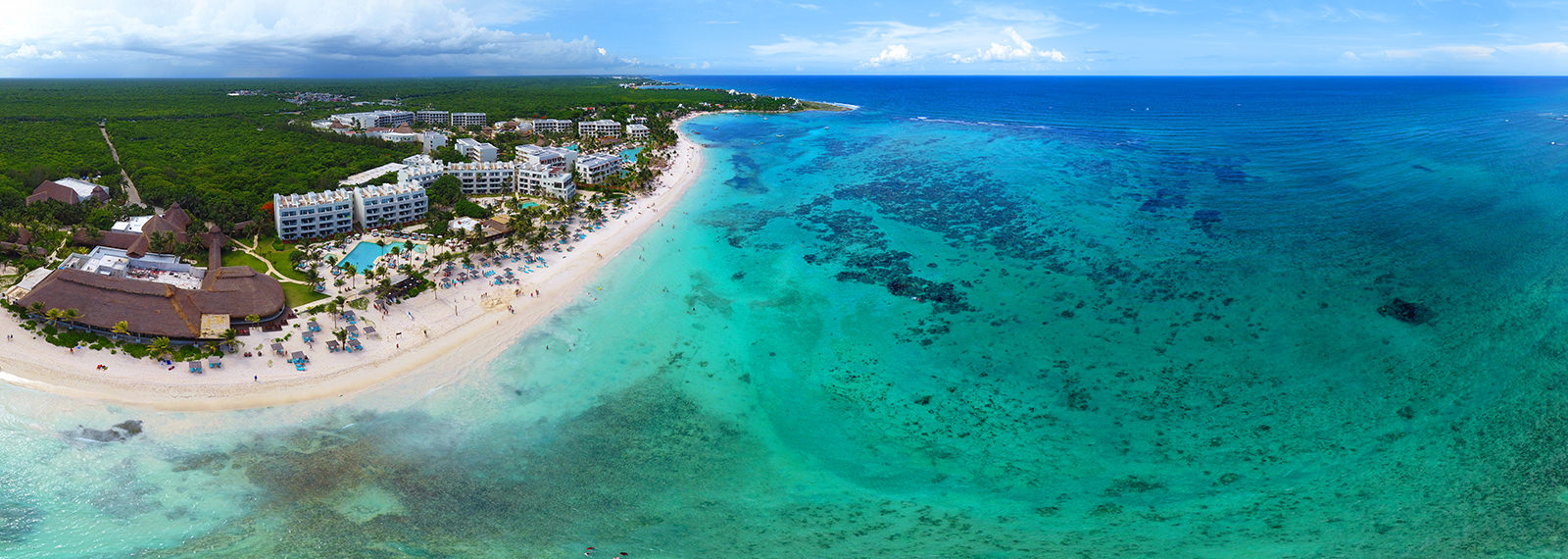 Akumal bay, Riviera Maya - Virtual tour