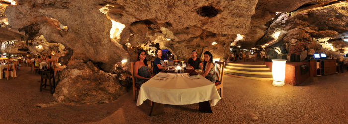 Alux Caverna Restaurant, Playa del Carmen - Virtual tour