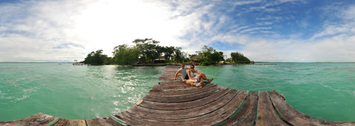 Bacalar, Quintana Roo - Virtual tour