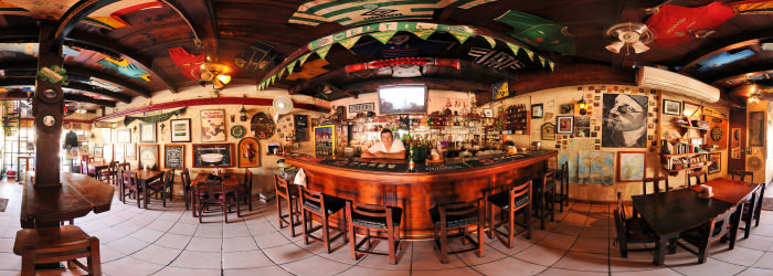 Cafe Dublin, Huatulco, Oaxaca - Virtual tour