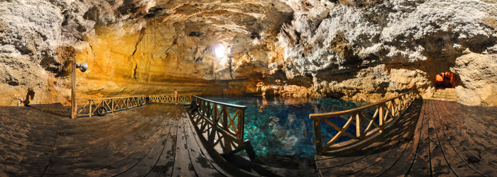 Cenote Multun Ha, Coba, Quintana Roo - Virtual tour