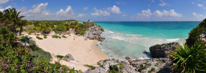 El Castillo - The Castle, Tulum, Riviera Maya - Virtual tour