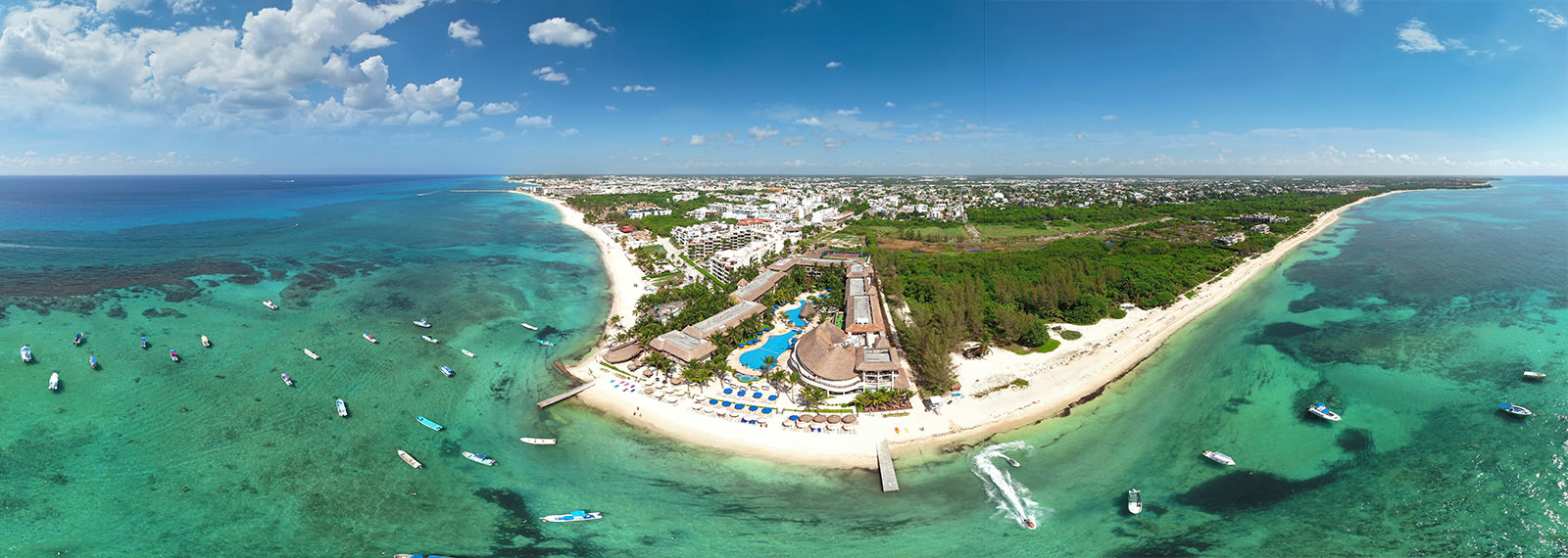 Playa del Carmen, Riviera Maya - Virtual tour