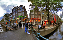 Red Light District, Amsterdam - Virtual tour