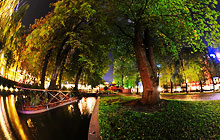 Karl Johans Gate Park, Oslo - Virtual tour