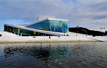Oslo Opera House, Oslo - Virtual tour