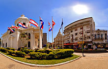 Plaza de los Heroes, Asuncion - Virtual tour