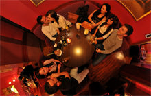 Roxana Birthday, Pink Cafe - Virtual tour