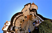 Vlad Tepes - Dracula, Bran Castle - Virtual tour