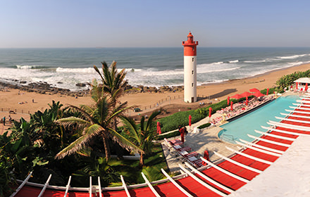 The Oyster Box, Umhlanga, Durban - Virtual tour
