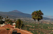 Cafe Paraiso - Vista Teide, Tenerife, Canarias - Virtual tour