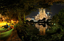 Sagrada Familia - Gaudi, Barcelona - Virtual tour