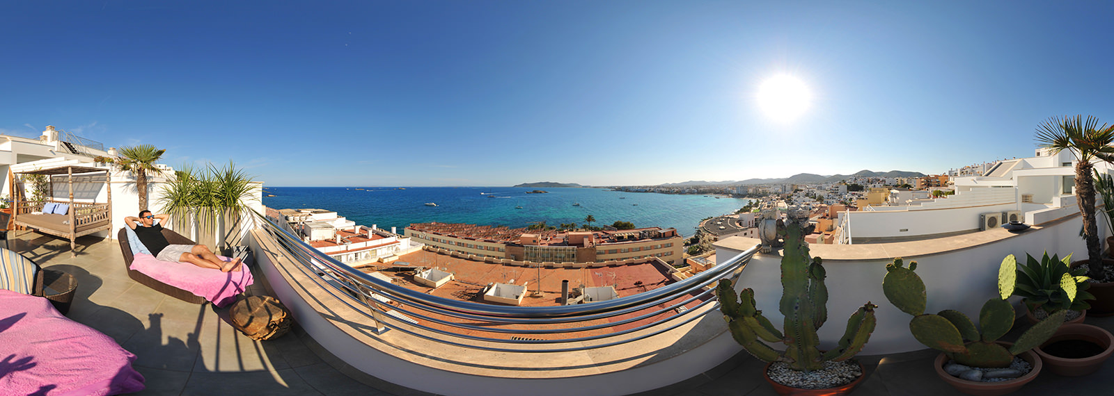 Villa Al Sabini, Ibiza - Virtual tour