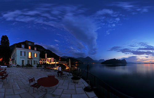Hotel Terrasse Am See, Vitznau - Virtual tour