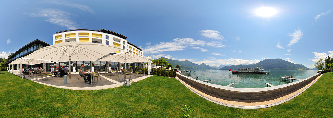 Campus Hotel, Weggis - Virtual tour