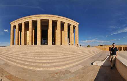 Anitkabir, Ankara - Virtual tour