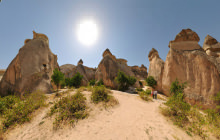 Fairy Chimneys, Cappadocia - Virtual tour