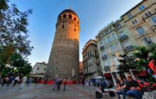Galata Kulesi, Galata Tower, Istanbul - Virtual tour