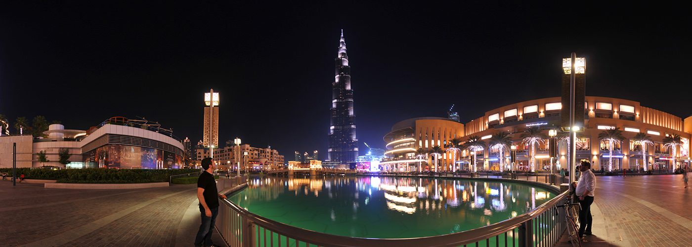 Burj Khalifa, Dubai - Virtual tour
