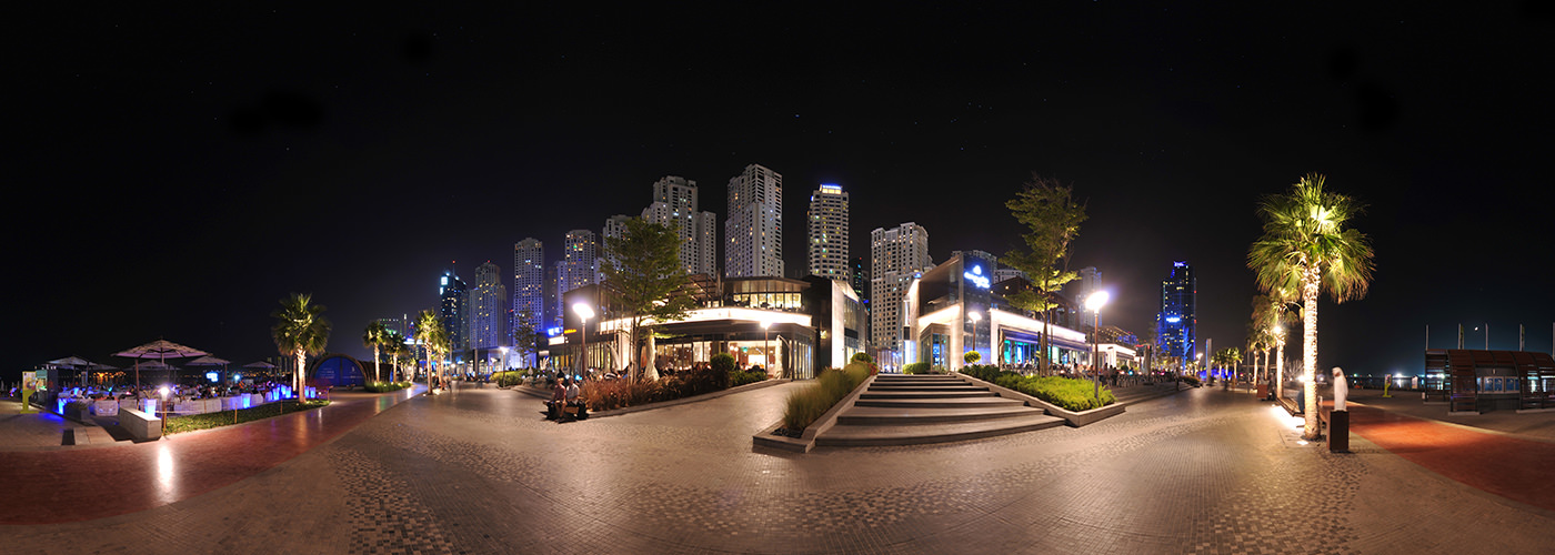 The Walk at JBR, Dubai Marina - Virtual tour
