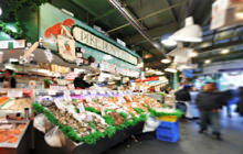 Pike Place Fish Market, Seattle - Visite virtuelle